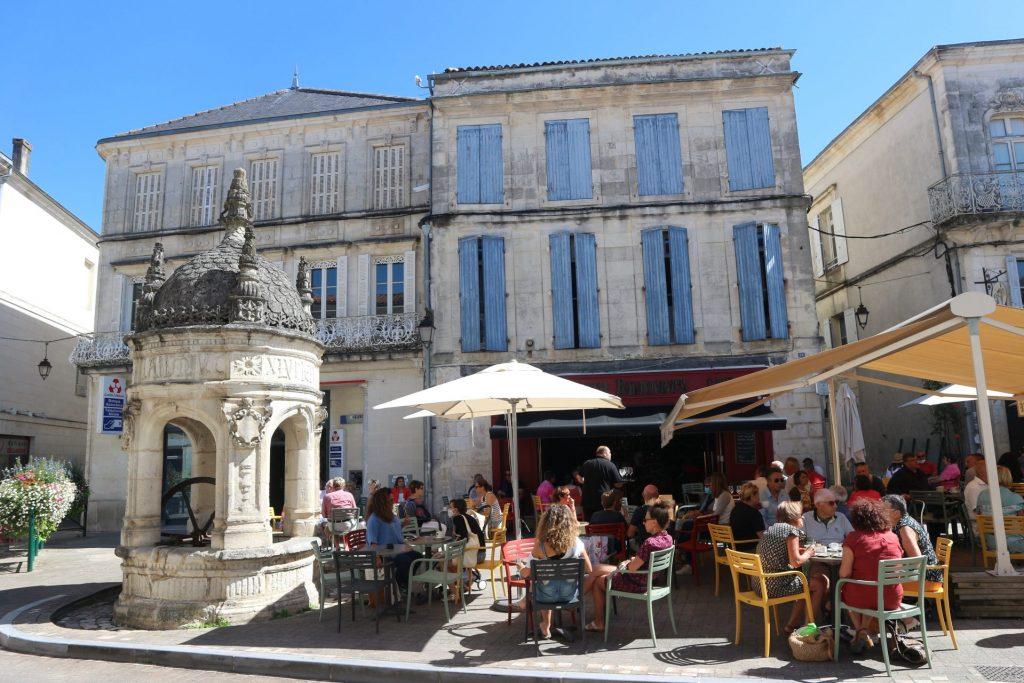 Saint-Jean-d'Angély en Charente Maritime