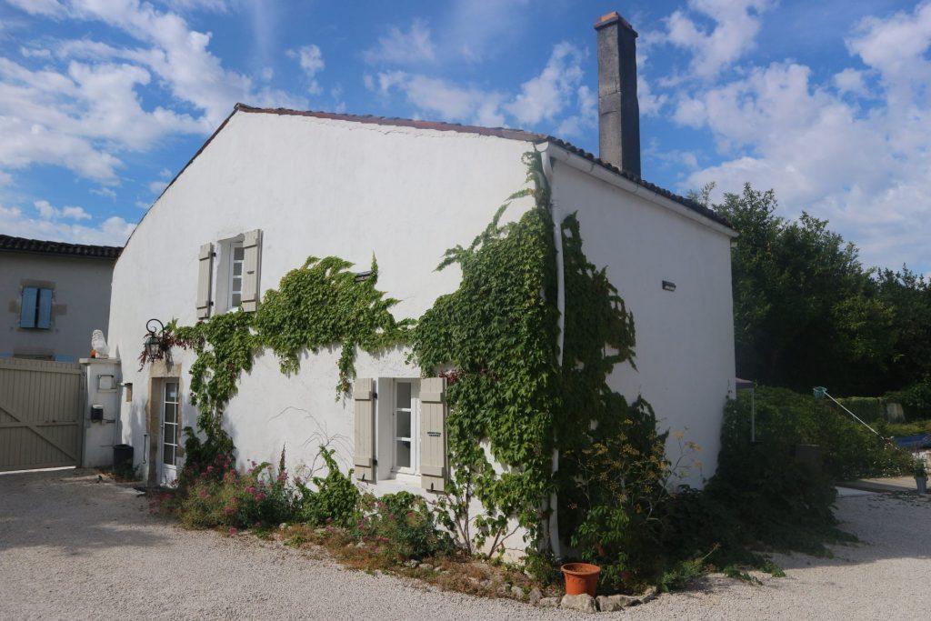 Logement pour 4 jours en Charente-Maritime