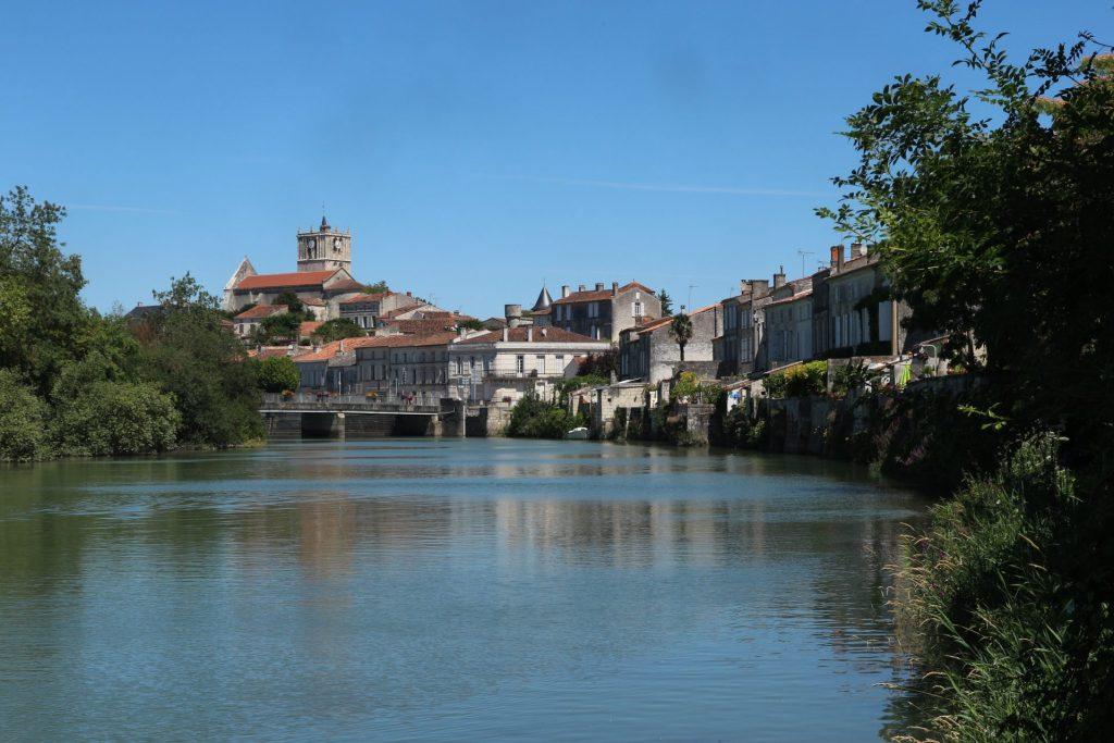 À la découverte de Saint-Savinien pendant nos 4 jours en Charente Maritime